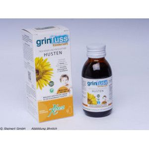GRINTUSS Kindersaft mit Poliresin