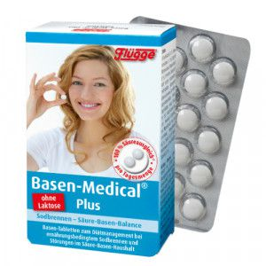 FLÜGGE Basen-Medical Plus Basen-Tabletten