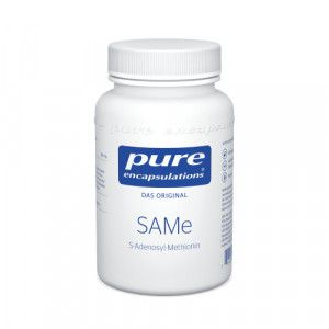 PURE ENCAPSULATIONS SAMe S-Adenosyl-Methionin Kps.