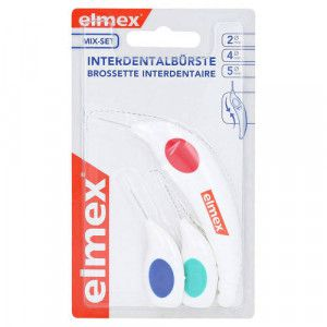 ELMEX Interdentalbürsten Mix-Set